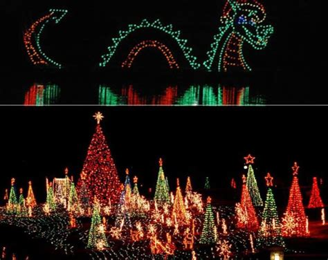 life university christmas lights 2017 the most magical christmas lights road trip in georgia