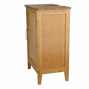 Waschbeckenunterschrank 30 Cm Breit : bambus waschtischunterschrank von limal nat rliche wohlf hlatmosph re auch f r mini b der 40 ~ Frokenaadalensverden.com Haus und Dekorationen