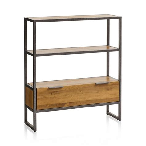 Small Metal Bookcase metal small bookcase from the range oak