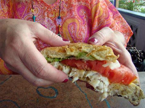 grouper sandwich florida tampa bay boston globe dockside bair madeira dave beach