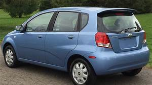 2005 Chevrolet Aveo - Overview - Review