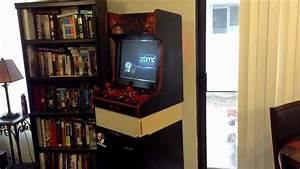 arcade cabinet hardware changes decal concepts youtube With kitchen cabinets lowes with arcade stickers