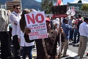 As Ecuador protests, president warns of coup | Miami ...