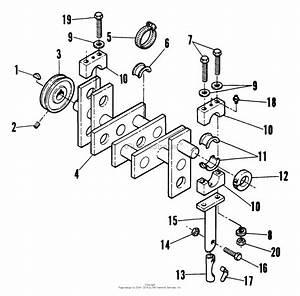 Snapper Pp5001 17 U0026quot  5 Hp Power Plug Parts Diagram For