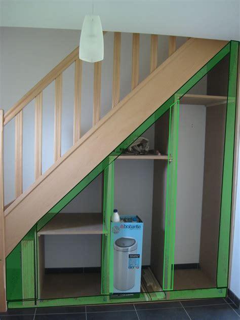 fabriquer un sous de bureau fabriquer un placard sous escalier 28 images des