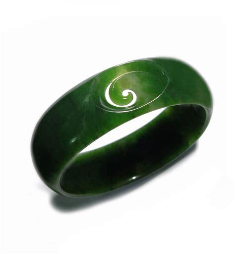pounamu greenstone ring greenstone new zealand
