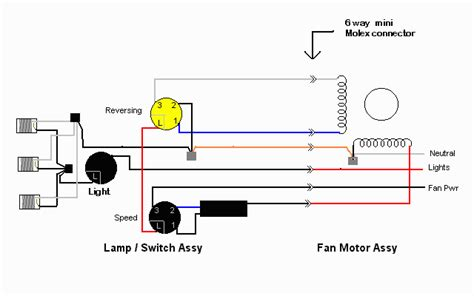 Ceiling Fan Wiring Diagram by Ceiling Fan Chain Switch Wiring Diagram Get