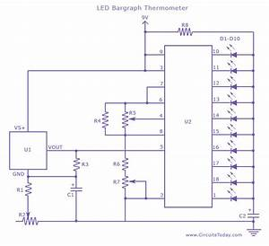 Need Help Understanding Some Parts Of This Circuit Diagram