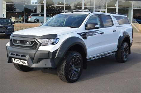 used 2017 ford ranger m sport cab 3 2tdci 200ps automatic top road pack 20 in