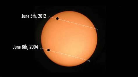 with a mission 4 solar paths of 2004 and 2012 venus transit nasa