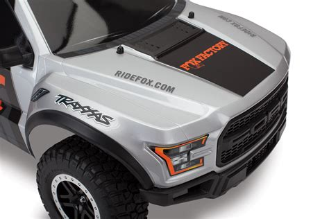 traxxas slash ford   raptor fox edition rcnewzcom
