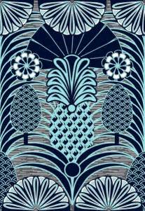 Pineapples Print Arty Art