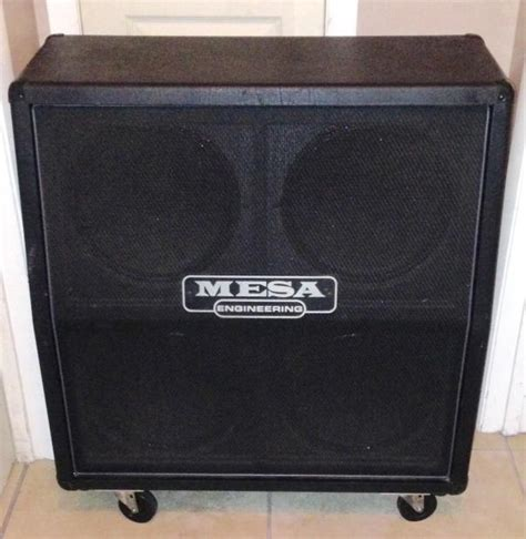 mesa boogie 4x12 tradition speaker cabinet cab celestion