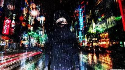 Ghoul Tokyo Kaneki Wallpapers Deviantart Anime Desktop