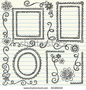 Easy to Draw Border Designs | Easy Border Designs To Draw ...
