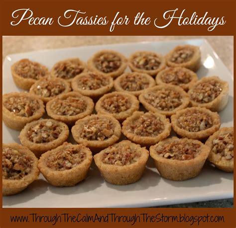 pecan tassies pecan tassies recipe dishmaps