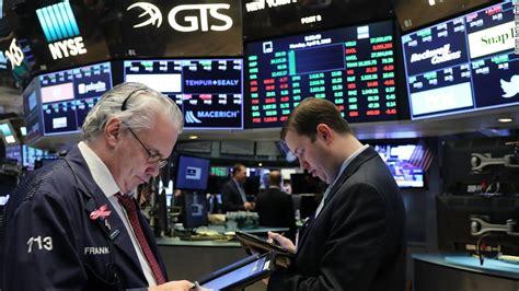 stock market today latest news cnn