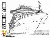 Cruise Coloring Ship Ships Pages Princess Queen Colouring Titanic Mary Carnival Ruby Liner Ocean Template Yescoloring Crown Drawing Swanky Printables sketch template