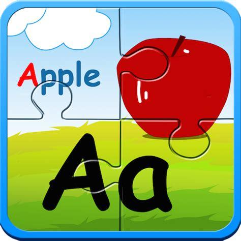 Preschool Alphabet Kids Abc Puzzles And Flashcards Free