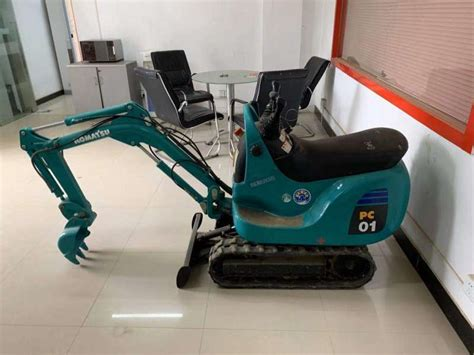 japan  komatsu pc mini excavator