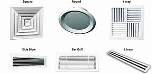 Ducted Air Conditioning Vents