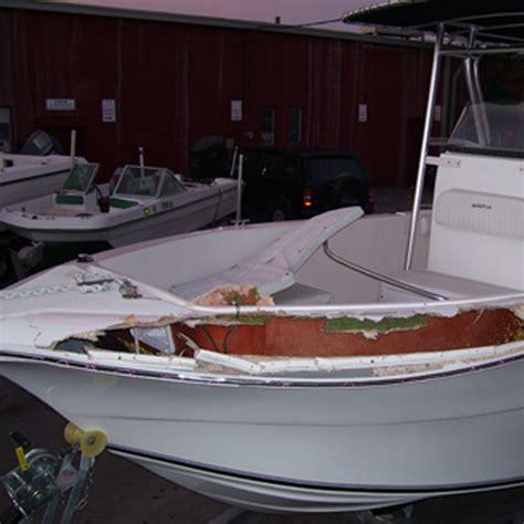 Boat Hull Fiberglass Repair by Fiberglass Repairs In Miami Of Boats Pools Furniture