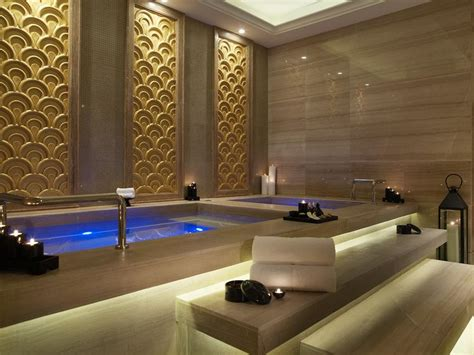 Luxury Spa Bathrooms by The Westin Hefei Baohe Spa Treat Room Architecture