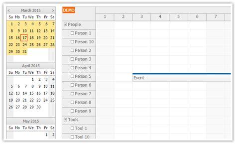 tutorial angularjs scheduler php daypilot news