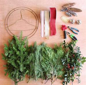 How, To, Make, A, Traditional, Christmas, Wreath