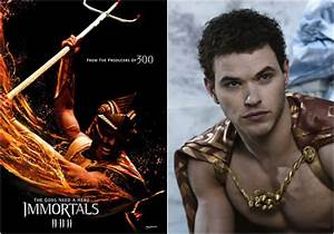 BLADE 7184: Movies to Watch: Immortals