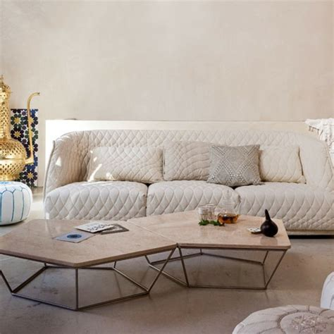 canapé marocain design salon moderne d 39 inspiration marocaine