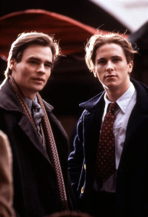 christian bale swing swing 1993 pictures of christian bale in in