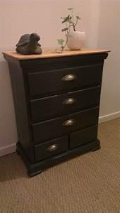 Peindre Un Meuble Ancien En Blanc : peindre meuble ancien id e inspirante pour ~ Dailycaller-alerts.com Idées de Décoration