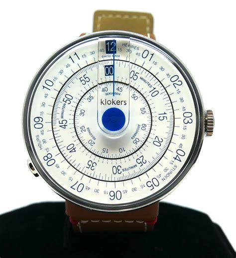Anfangs als trio klok von roman britschgi, jörg reissner und lubomir gospodinov gegründet, ist es heute ein name. Klokers Klok-01-D4 Stainless Steel (BNIB) | GR Luxury-Singapore Rolex Reliable Watch Dealer