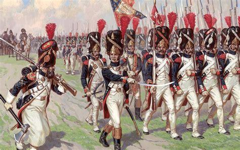 napoleonic wars  guard wallpaper  widescreen desktop