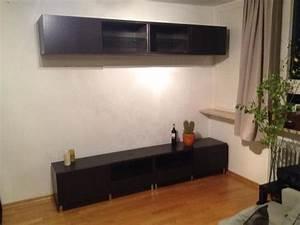 Ikea Tv Bank Besta : ikea besta tv bank und wandregal in m nchen ikea m bel ~ Lizthompson.info Haus und Dekorationen