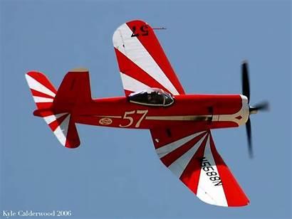 F2g Corsair Super Aircraft Air Reno Races