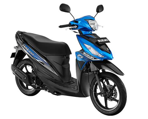 Review Suzuki Address by Harga Motor Terbaru 2019