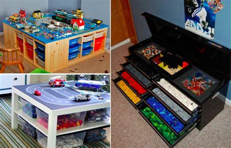 rangement tiroir cuisine 20 idées hyper pratiques pour ranger les lego des idées