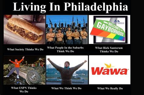 Meme Philadelphia - the inevitable philly version of the what people think i