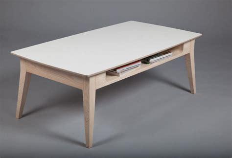table basse rectangulaire blanche id 233 es de d 233 coration int 233 rieure decor
