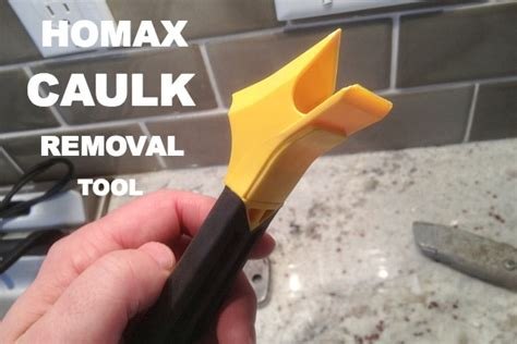 Removing Tub Caulk by Easily Remove Silicone Caulk Without Chemicals