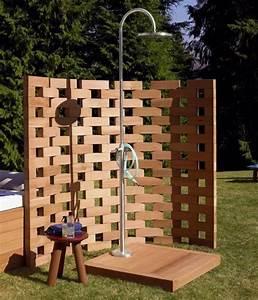 Gartendusche Mit Sichtschutz : die besten 17 ideen zu solardusche auf pinterest solardusche garten gartenbadewanne und ~ Sanjose-hotels-ca.com Haus und Dekorationen