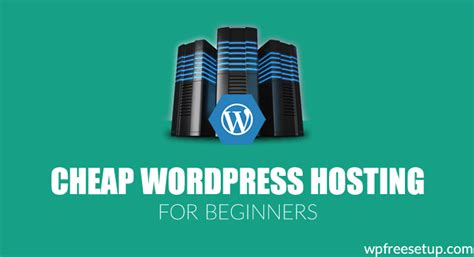 Cheap web hosting from only $1/month featuring 24/7 support, unlimited ssd storage, free domains & ssl certificates, cpanel, direct admin, 99.9% uptime, softaculous & more! Cheap WordPress Hosting for Beginners: 2016 Edition