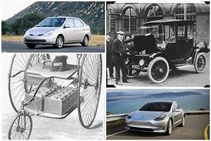 Electric Cars  Born Almost 200 Years Back  Lost For