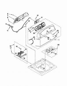 Kenmore Model 11026002012 Residential Washers Genuine Parts