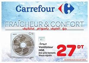 Ventilateur Sur Pied Carrefour : catalogue carrefour 100 froid by carrefour tunisie issuu ~ Dailycaller-alerts.com Idées de Décoration