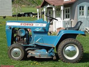140 Best Ford Garden Tractors Images On Pinterest