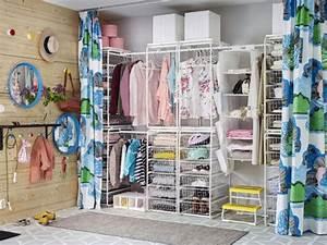 Dressing Petit Espace : dressing 10 mod les malins pour optimiser sa chambre ~ Teatrodelosmanantiales.com Idées de Décoration