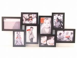 Cadre Pêle Mêle : cadre photo pele mele conforama ~ Teatrodelosmanantiales.com Idées de Décoration